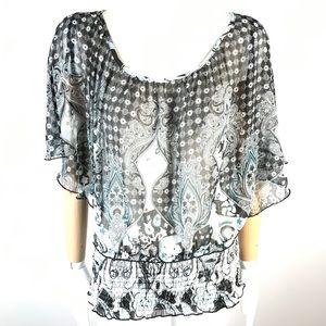 Suzy blouse